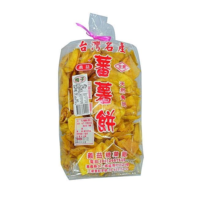 梅子蕃薯餅450g