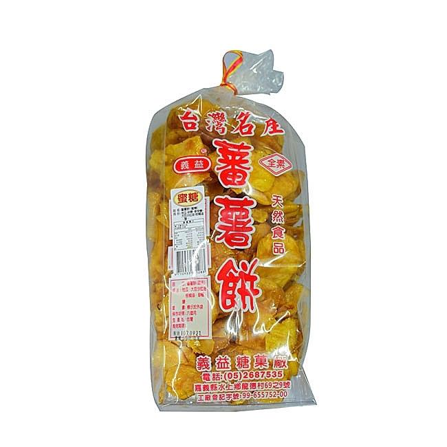 蜜汁蕃薯餅500g
